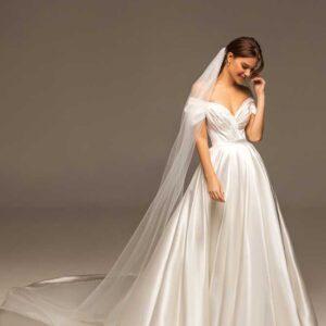 Sophia, Ari Villoso, Capsule ,Blushing Bridal Boutique, Toronto, Canada, USA