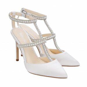 CAROLOINA- Bella Belle Shoes, Blushing Bridal Boutique, Exclusive, Canada, Toronto, USA