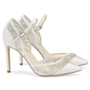 emma, Bella Belle Shoes, Blushing Bridal Boutique, Exclusive, Canada, Toronto, USA