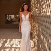 Dora, Milla Nova, Lorenzo Rossi, Milla by Lorenzo Rossi , White Label, Blushing Bridal Boutique, Toronto, Canada, USA
