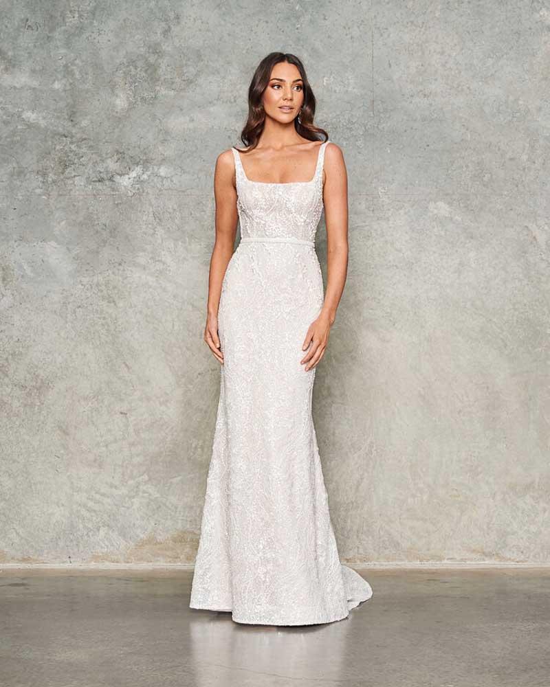 Arlie, Jane Hill , White Label, MuseSS21 ,Blushing Bridal Boutique, Toronto, Canada, USA