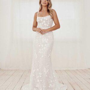 Blyth, Jane Hill , White Label, MuseSS21 ,Blushing Bridal Boutique, Toronto, Canada, USA
