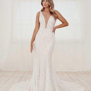 Willow, Jane Hill , White Label, MuseSS21 ,Blushing Bridal Boutique, Toronto, Canada, USA