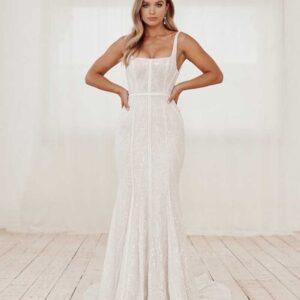 Benji, Jane Hill , White Label, MuseSS21 ,Blushing Bridal Boutique, Toronto, Canada, USA