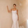 Clover, Jane Hill , White Label, MuseSS21 ,Blushing Bridal Boutique, Toronto, Canada, USA