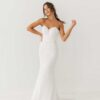 VALENTINE, Cherie by Oui ,Blushing Bridal Boutique, Toronto, Canada,